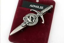 Clan Ainslie Products / From ScotClans, the worlds largest clan resource, a selection of products using the Ainslie clan tartan and crest: http://www.scotclans.com/clan-shop/ainslie/
