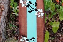 Awesome Boards / Surfboards, snowboards, skateboards