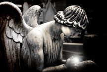 Angels and Crosses / by Lou