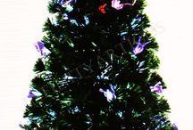 Árvore de Natal Fibra Ótica Infinity Artigos / Vendas