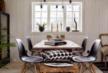 [Dining room]