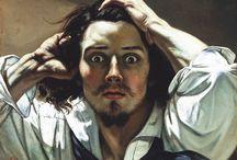 Autoportrait(s) d'artistes / Références artistiques liées au thème de l'autoportrait