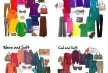 Color chRt for winter