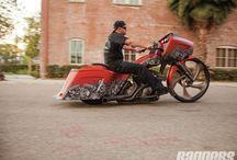 Bagger- Harley