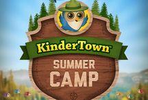 KinderTown Summer Camp