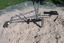 bager za pesak