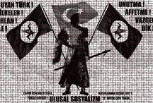 Ulusal Sosyalist Türkiye Partisi / Ulusal Sosyalist Türkiye Partisi - USTPAR