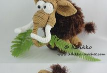 Crochet animails