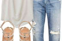 ♥ How To Wear Jeans