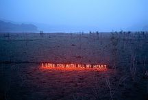 <3 & </3 / by the Sea