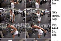 Upper body lifts
