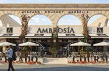 Nuestro espacio / Ambrosia Mercado Gourmet