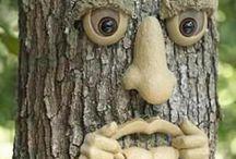 Déco arbres