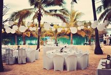 My Perfect Fiji WEdding  / Beach, love , family - very simple wedding that focuses on us and our family