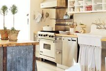 Dreamy Kitchen  / Ideas for my next kitchen