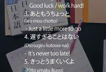 Japanese Language Learning