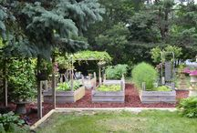 Garden Inspiration / Beautiful inspiration, DIY, and ideas for my dream garden