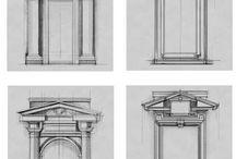 arch illustrations
