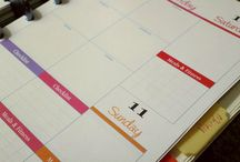 planners and printables / by Simone Becque
