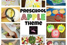 Preschool Ideas / by Ashley Ernstberger