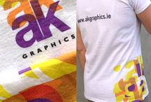 T-Shirts / We design t-shirts for tradeshows, promotions and events.