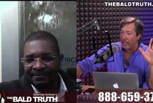 Hair doubling for unlimited donor resource in hair transplant surgery / Dr. Patrick Mwamba discusses donor area limitations with The Bald Truth's Spencer Kobren.