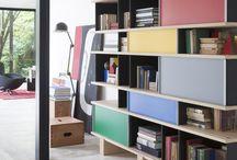 Bibliothèques design