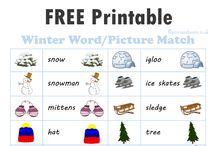 Free printable resources