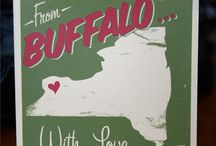 for the love of buffalo / by Jill Hickman