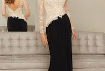 Mother of the Bride / Exquisite gowns for the mother of the bride and the mother of the groom.