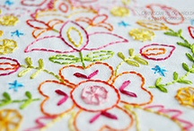 Brodera Linjer / Embroidery Outline