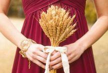 Fall Weddings / Fall Wedding Ideas #alenaswanson #weddingplanner #weddingindustryexpert