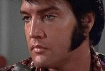 Elvis(5)the only one ever  / by Margaret Bell Thompson