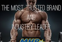 MHP / MHP is the creation of former top-level bodybuilder Gerard Dente. When he was competing, Gerard constantly researched the best training techniques, diet strategies and other performance enhancement methods needed to gain a competitive edge.