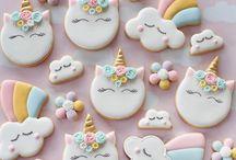 baby unicorn party