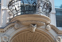 Old Architecture / Oude  interessante Architectuur