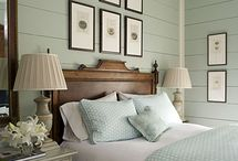 Bedrooms / by Erika Wright