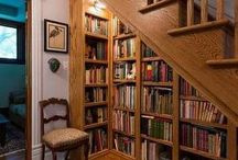 READING PLACES |  BOOKSHELVES