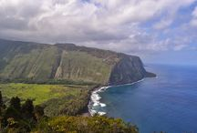 Hawaii / http://www.bohemiantravelers.com/ All things Hawaii!  Beaches, mountains, sea life, flowers, the list just goes on and on.