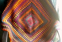 My own - knitting and crochet