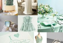 Mint Wedding!!