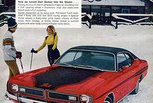 Classic Car Adverts, etc. / by Rodrigo Portez