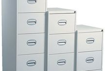 Filing Cabinets / Storage for paperwork, documents and plans