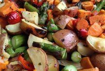 Veggies / by Vicki Waldrop Addington
