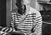 パブロ・ピカソ (Pablo Picasso) / 1881-1973