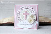 kartki chrzest święty
