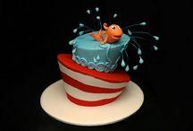 Cake/cupcake decorating / by Meagan Potter