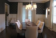 Dining Rooms / by Sarah Maleas