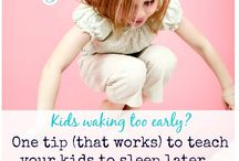 Kids - tips and tricks
