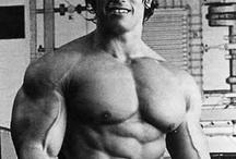 Arnold! Need I say more? / by Tony Angel